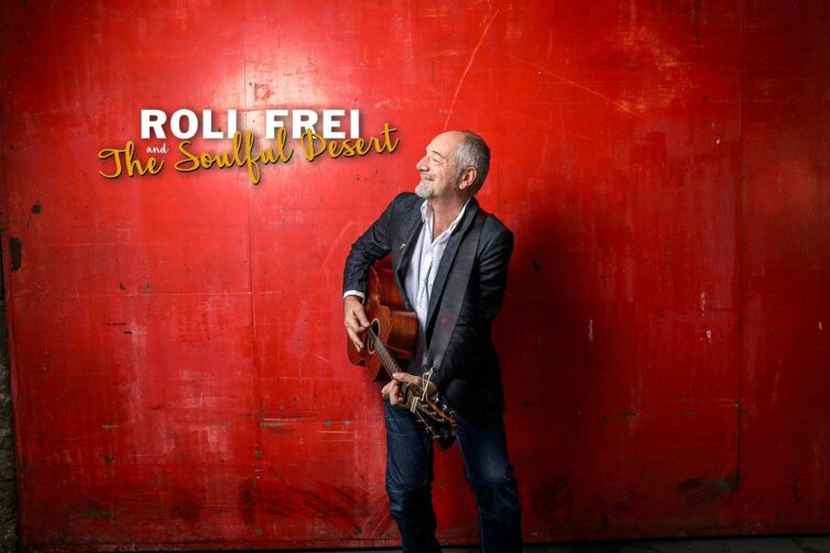 Roli Frei & The Soulful Desert